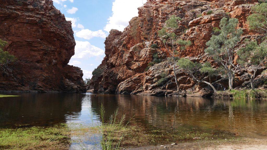 Ellary Creek Big Hole