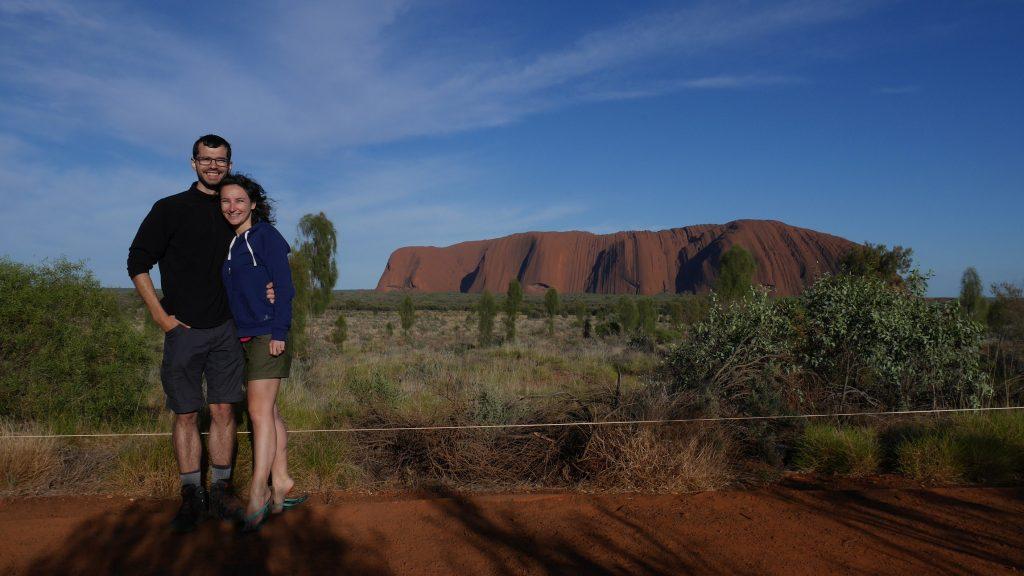 Uluru et nous