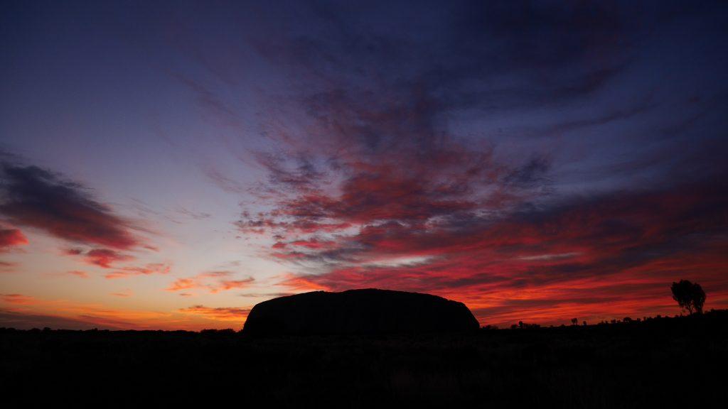 Premier lever de soleil