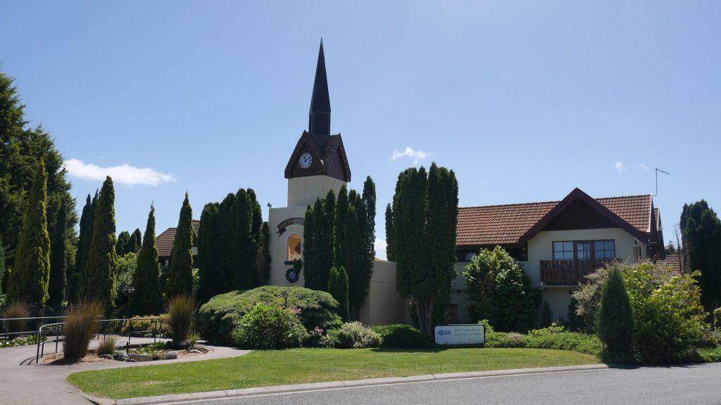 Le village de Grindelwad