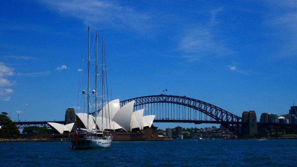 L'Opéra et Harbour Bridge