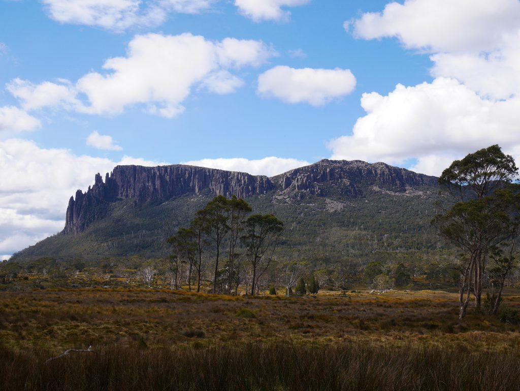 Le mont Oakleigh