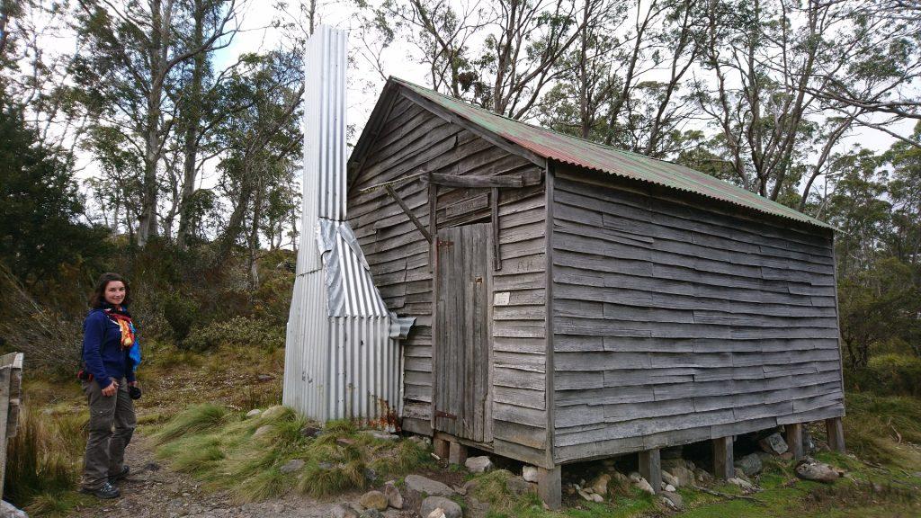 Old Pelion, une ancienne hutte de mineurs de cuivre