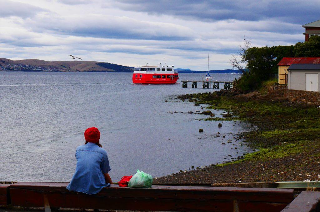 La baie d Hobart