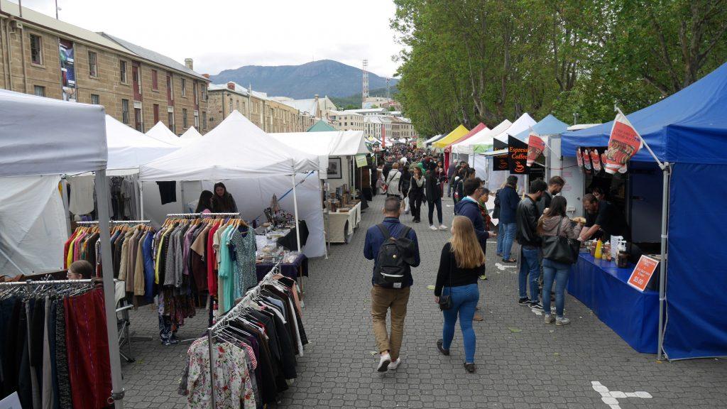Le marché de Salamanca