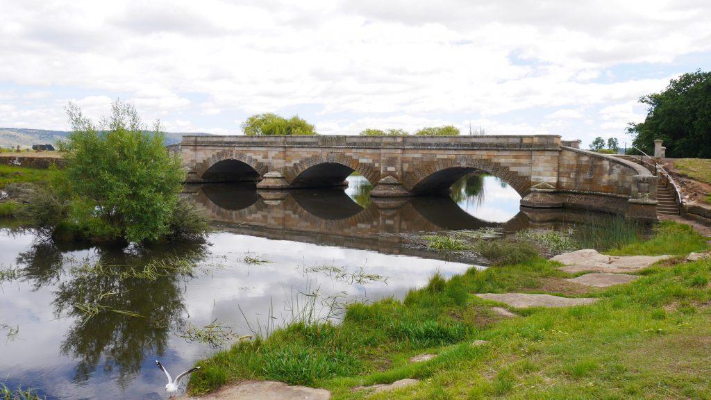 Le pont de Ross
