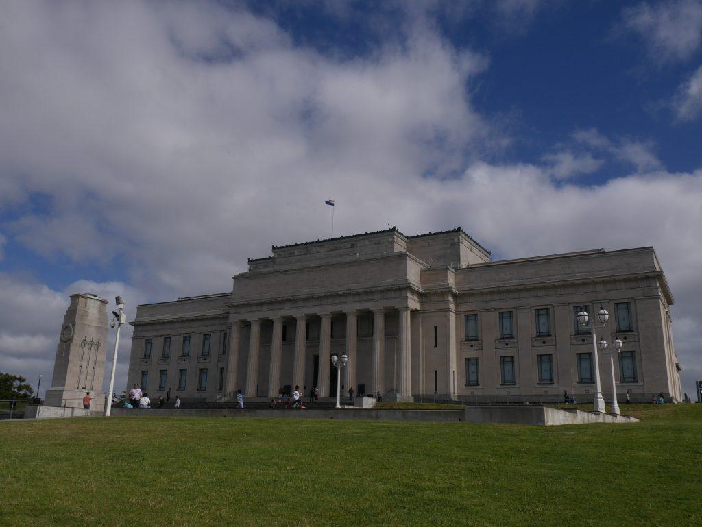 Le musée principale de la ville