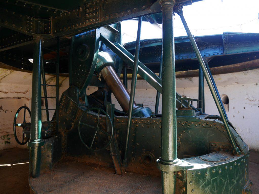 Structure du canon