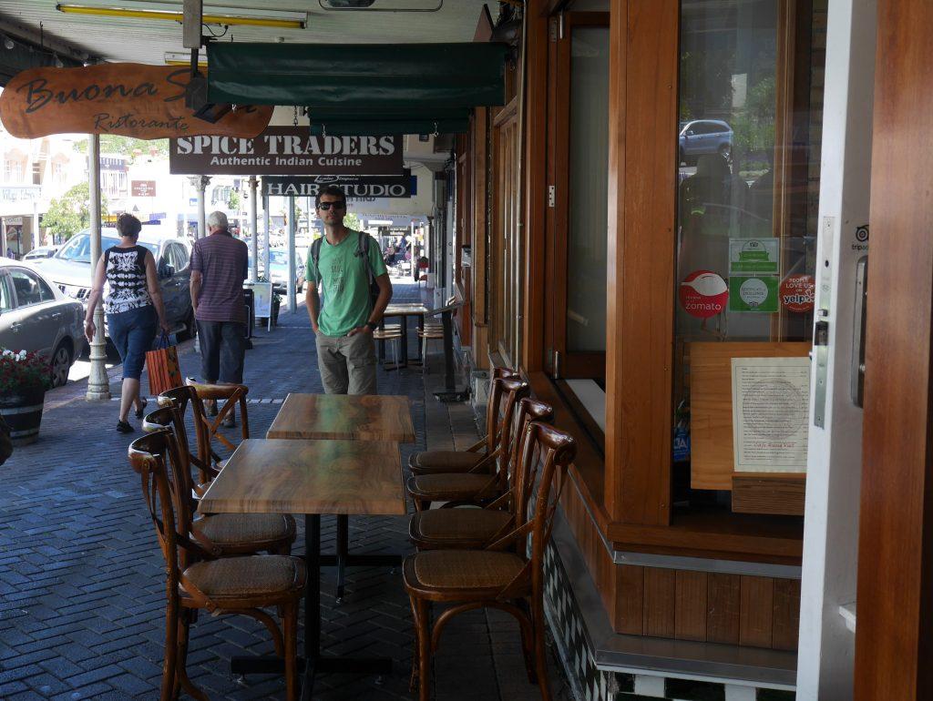 Un café de Devenport