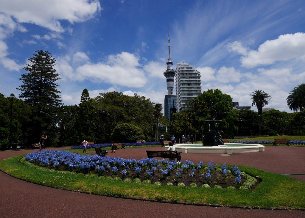 Un des parcs