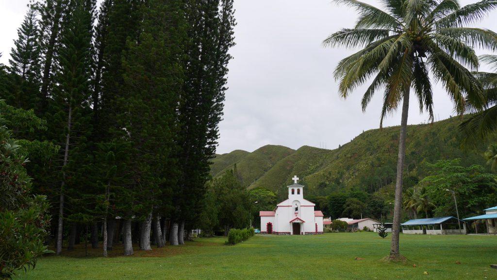 """L""""église de Waré"""