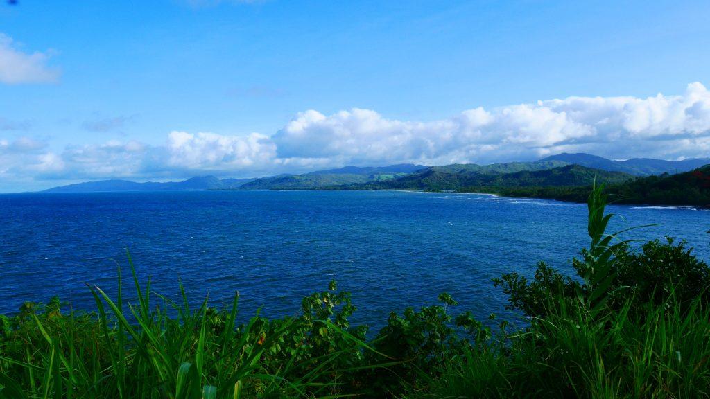 La mer et le beau temps !