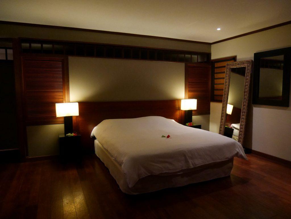 La chambre à l'Oure Terra