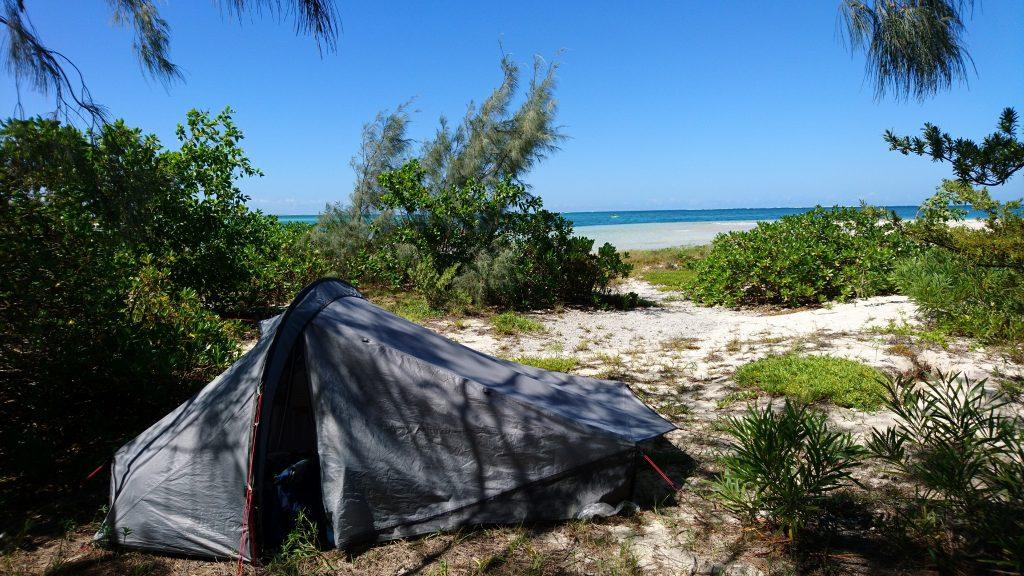 Camping de Nouvel An