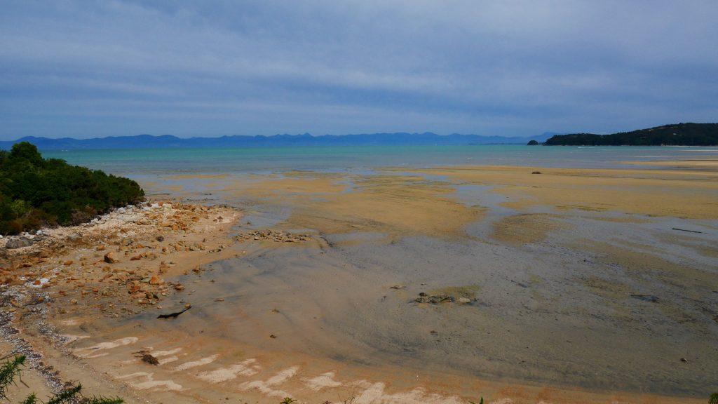 La dernière plage de la journée