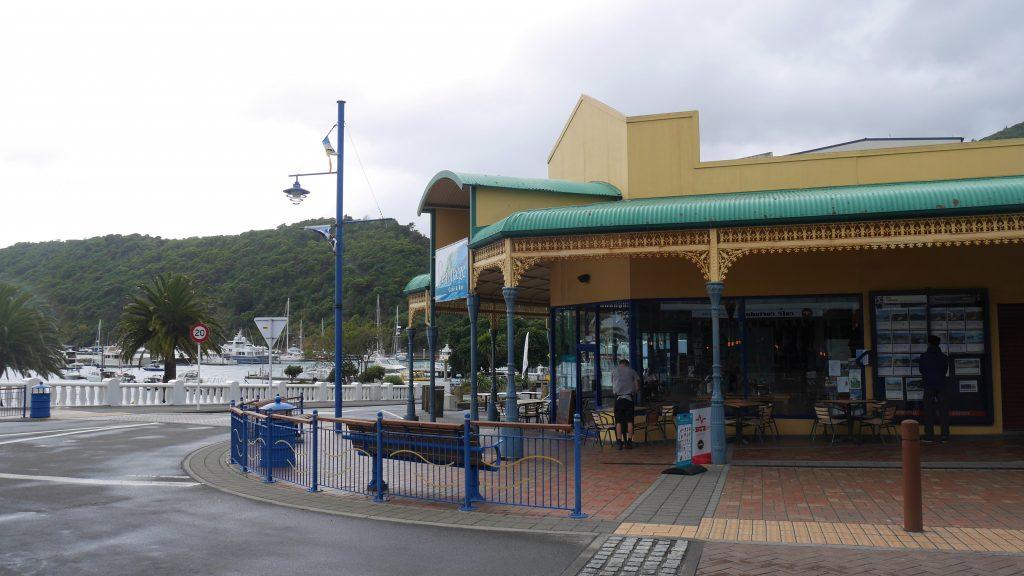Un café de Picton