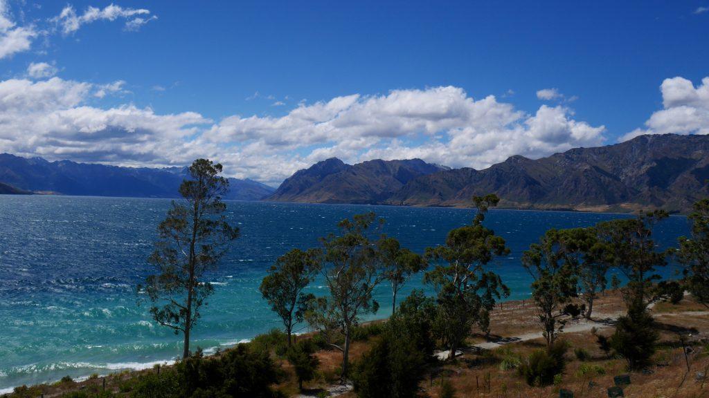 Toujours le lac Wanaka