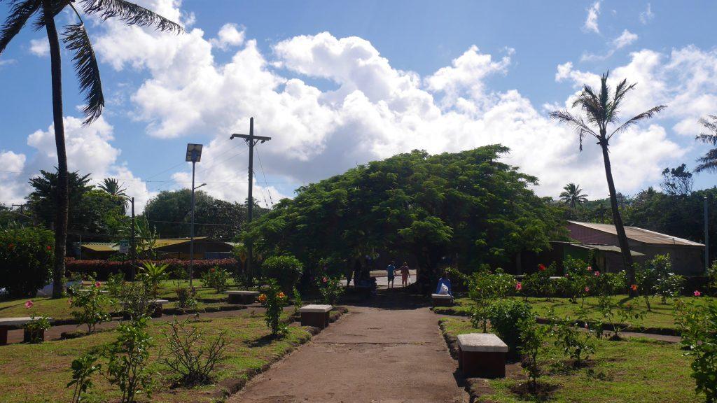 Hanga Rua : le point wifi