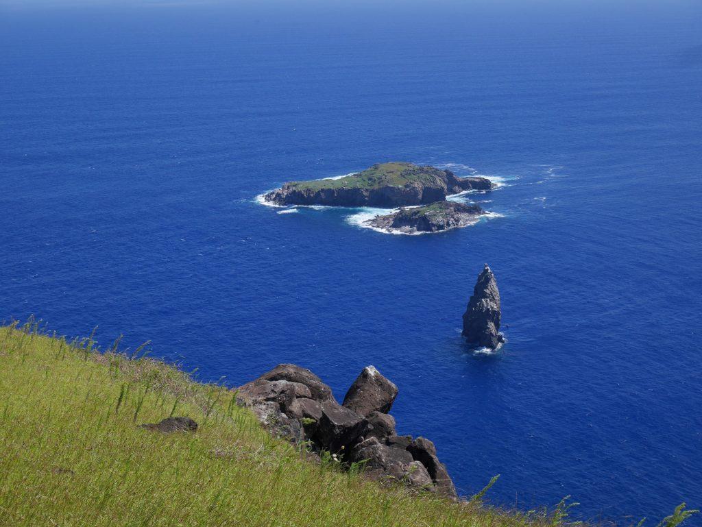 Les îlots, cibles de la compétition