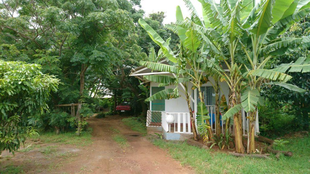 Notre petite cabane
