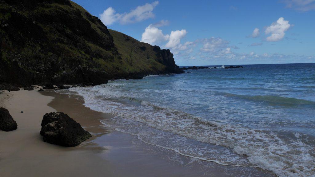 La plage de Ovahe