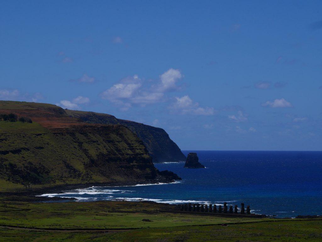 La côte, presqu'Irlandaise