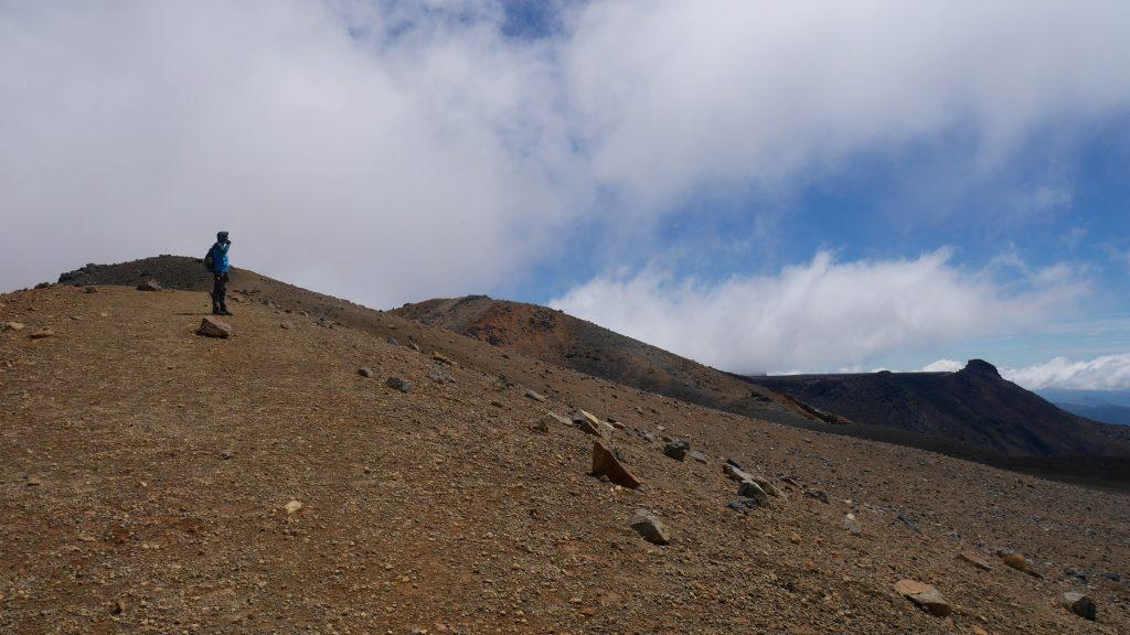 Le chemin vers Tongariro