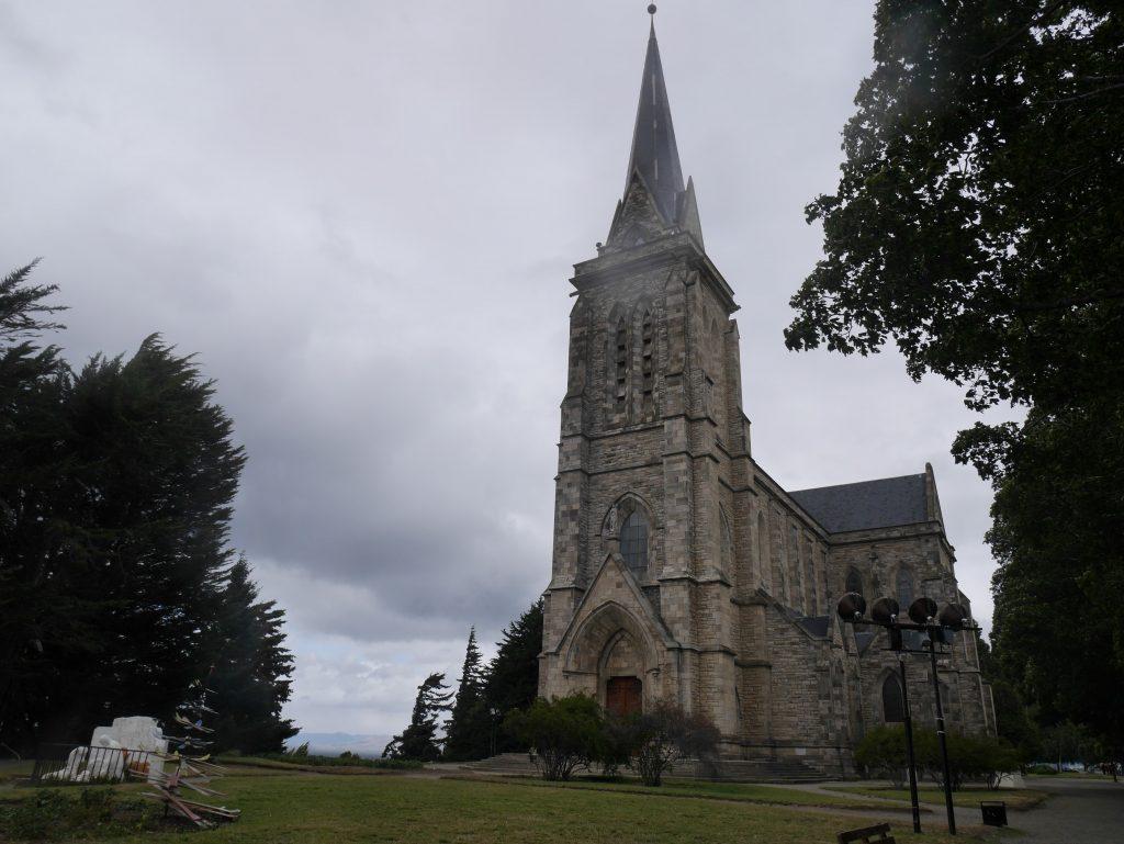 Une église de Bariloche, un petit style breton non ?