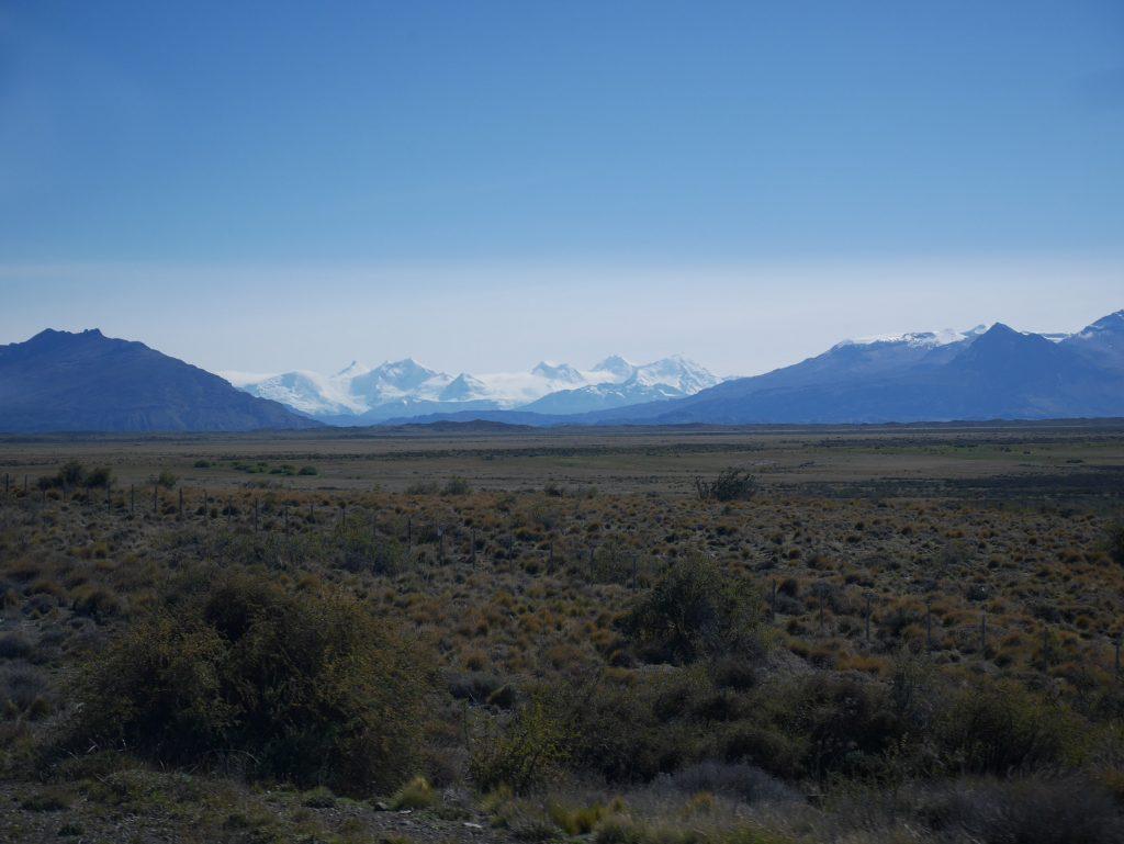 En route vers le glacier
