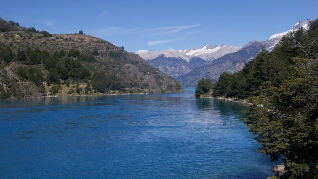 Le Lago Bertrand, une heure avant Puerto Rio Tranquilo