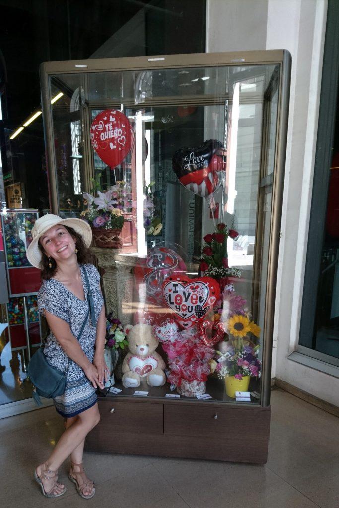La St Valentin : hyper kitch au Chili