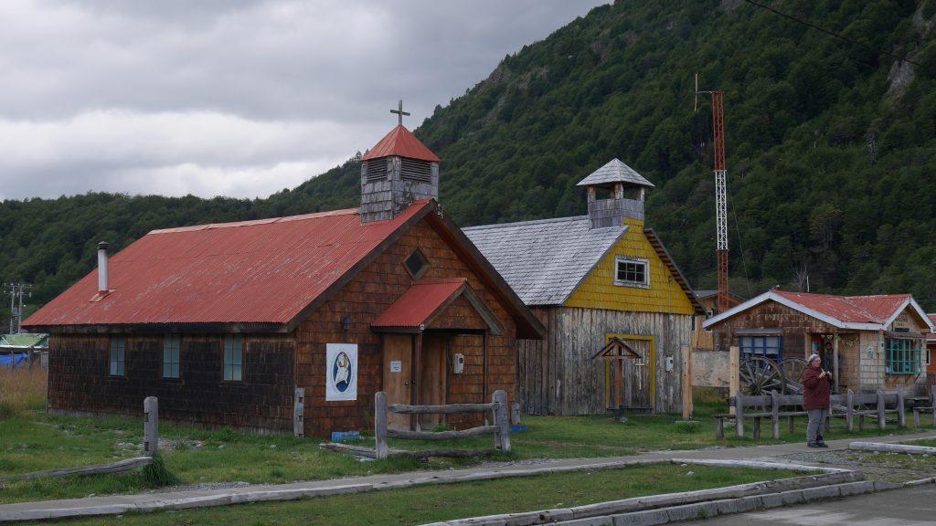 L'église et le musée