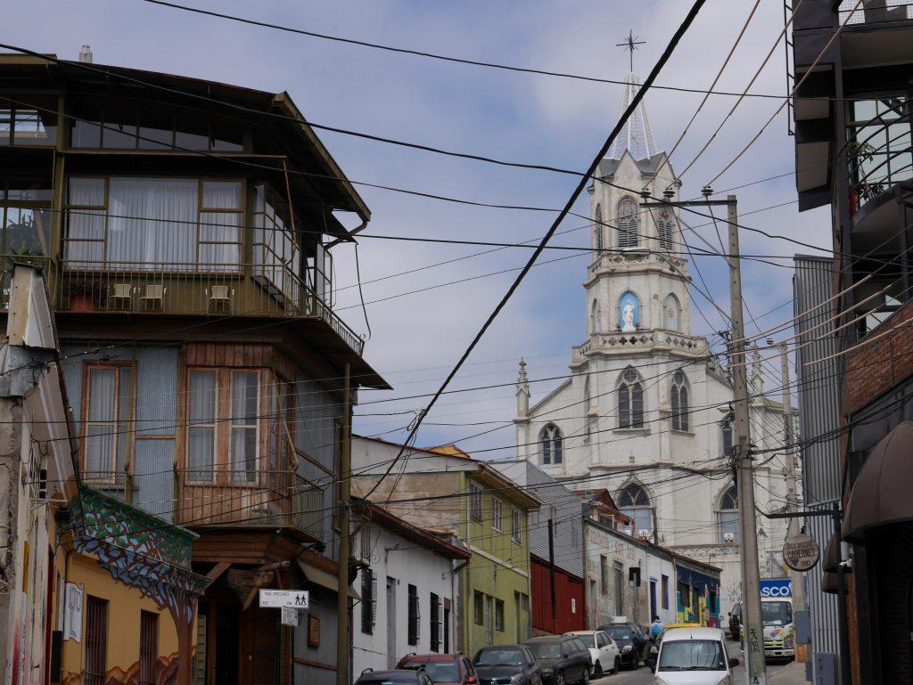 L'église de Bellavista