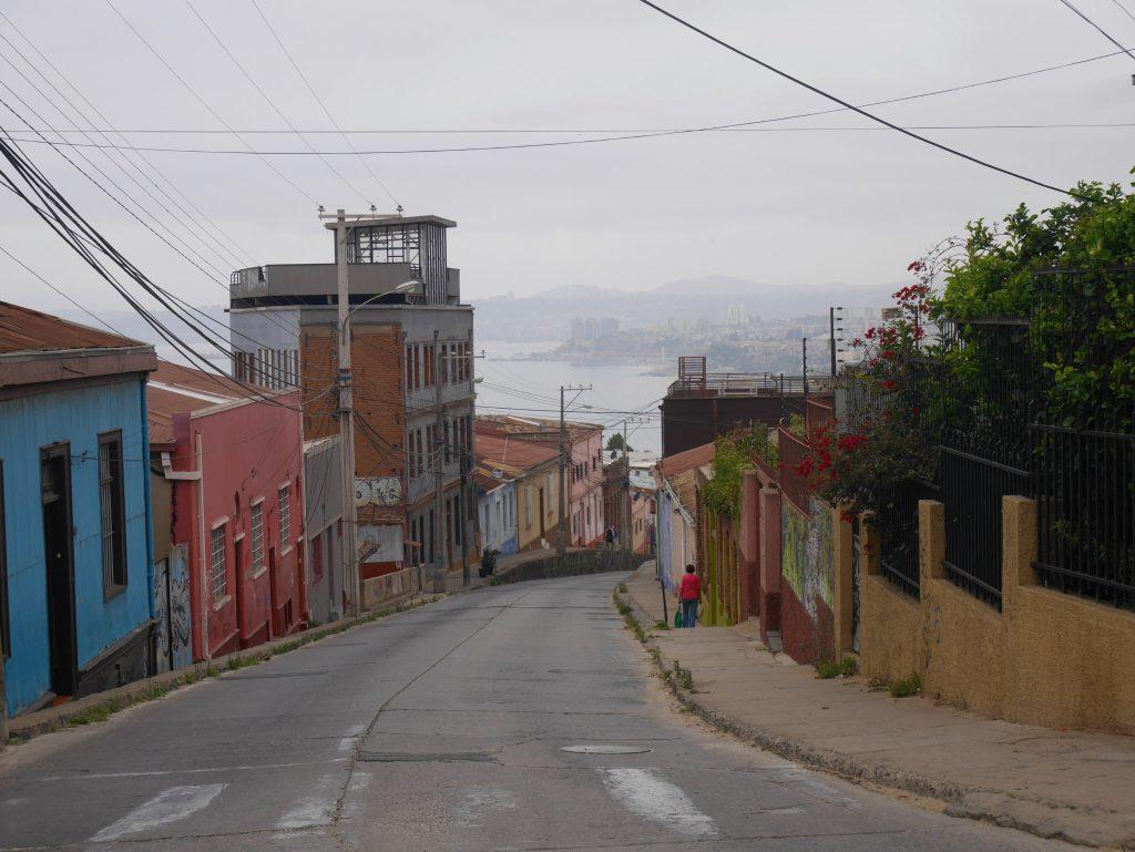 Une des rues de Bellavista