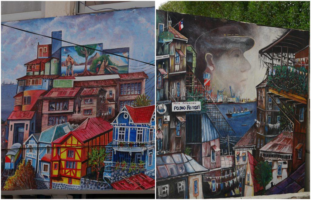 La ville peinte