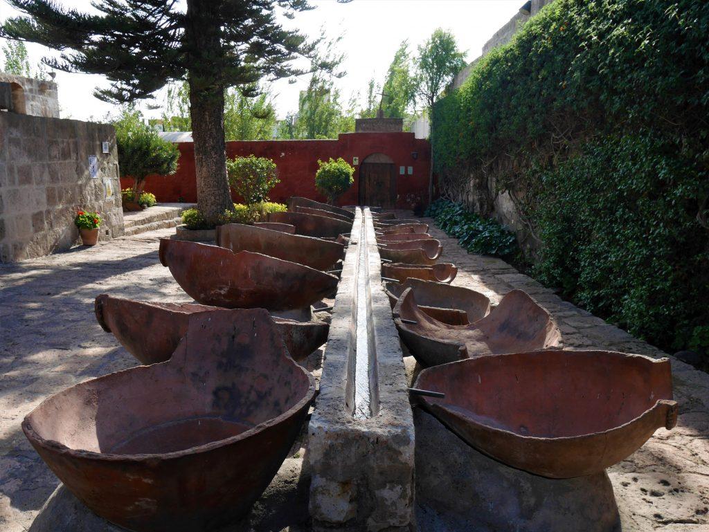 Le lavoir du couvent