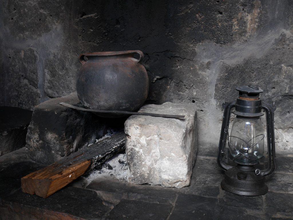 Une des cuisines
