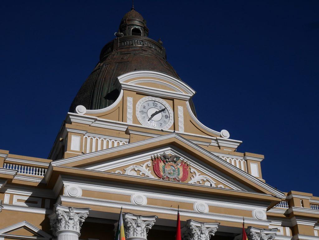 L'horloge à l'envers
