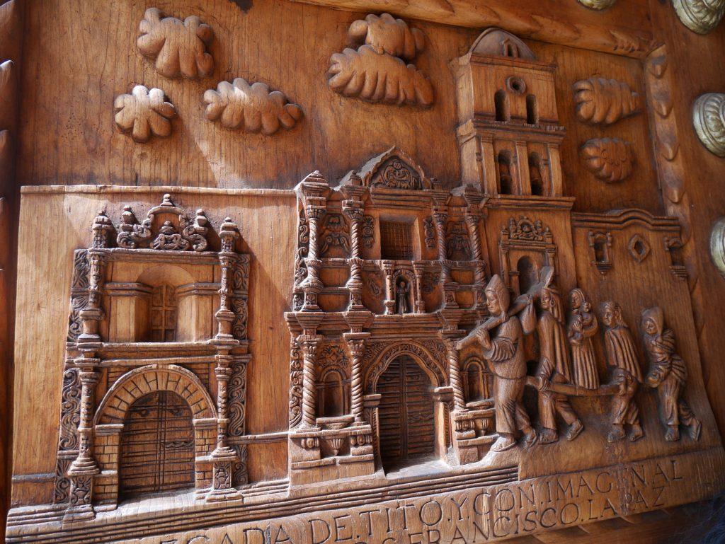 Porte de la cathédrale
