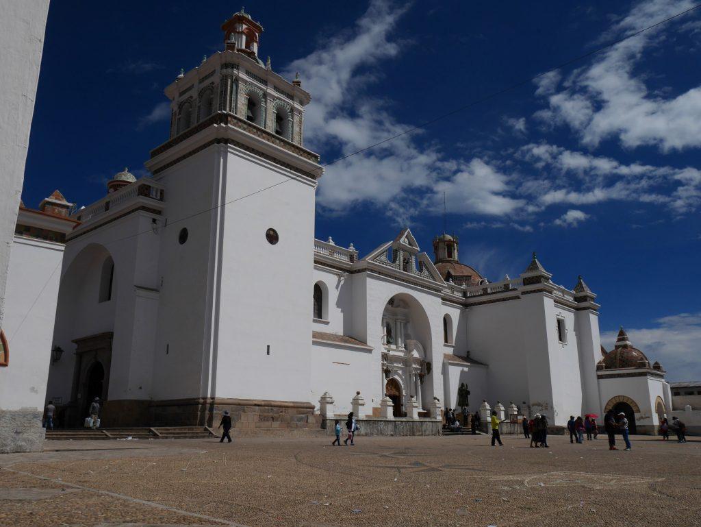 La cathédrale majestueuse