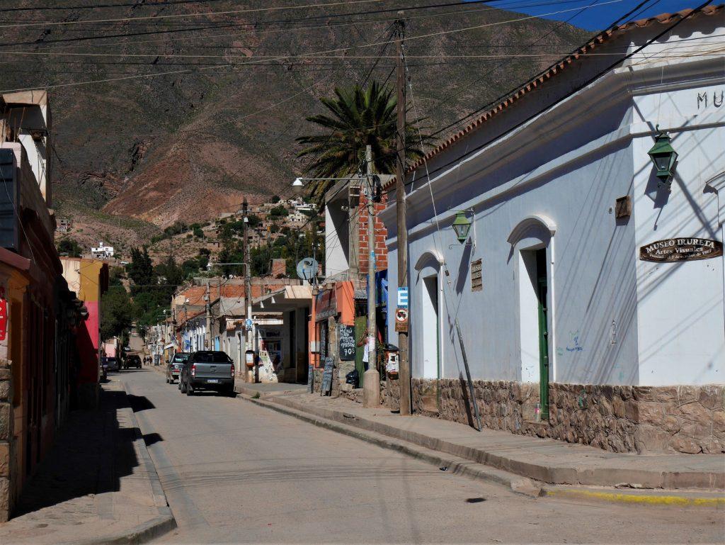 Une des rues du centre