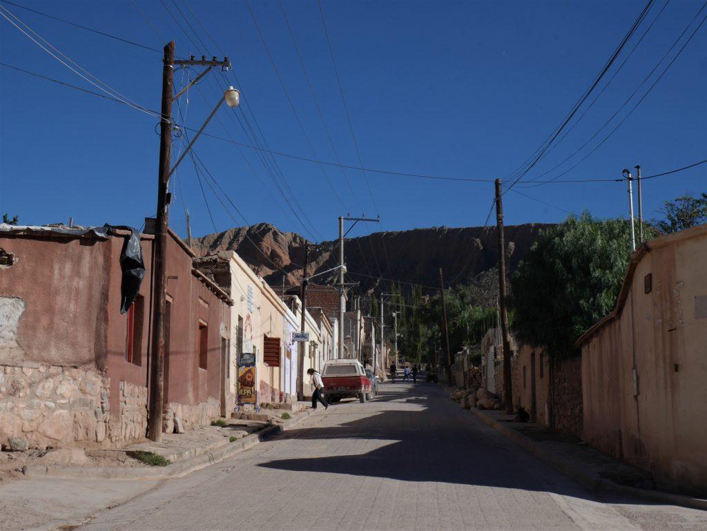 Dans les rues de Tilcara