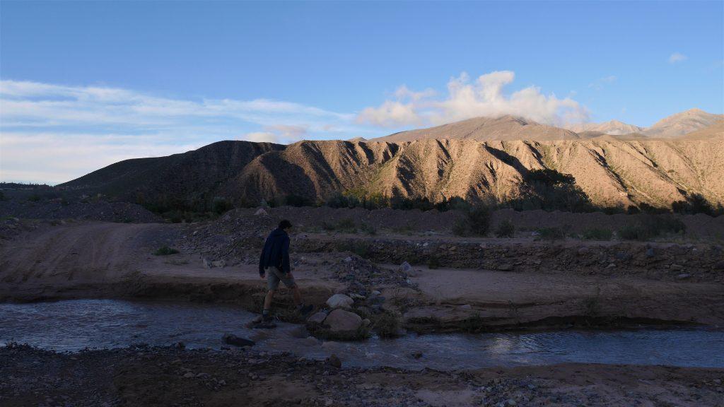 Traversée du Rio Grande