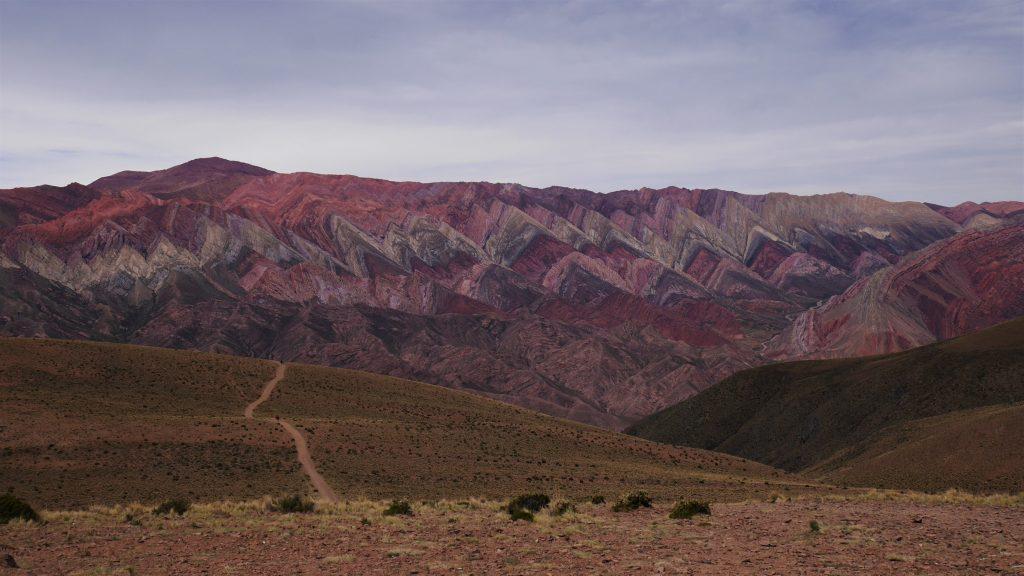 La collines aux 14 couleurs