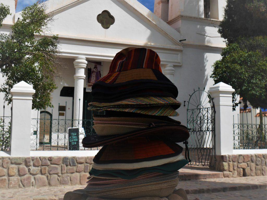 Tours de chapeaux et d'église