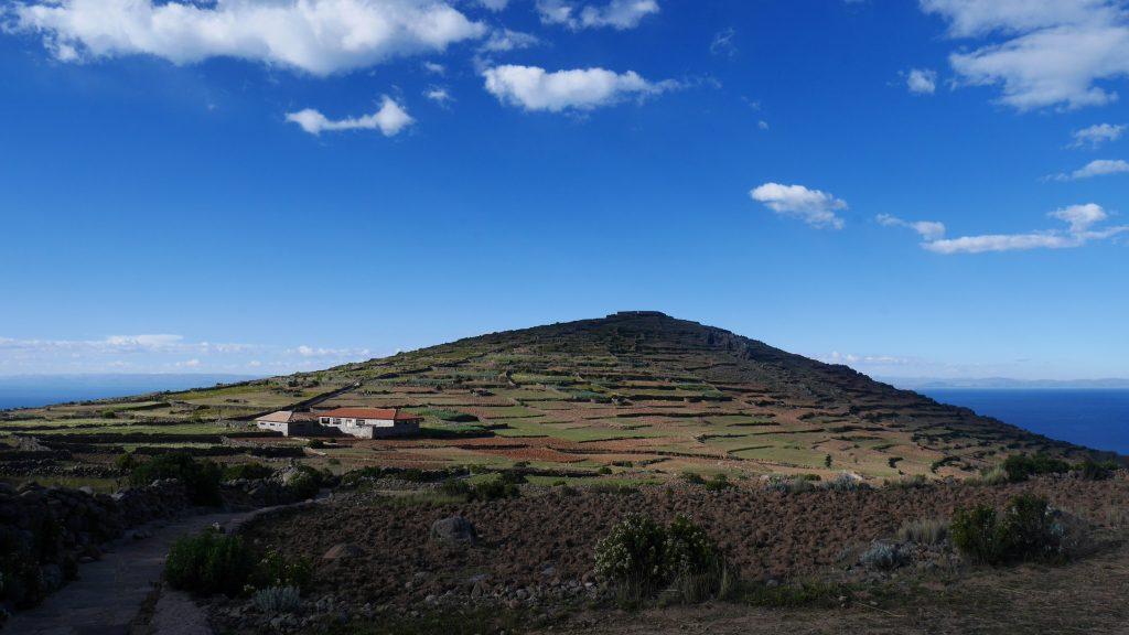 Pachatata vu depuis Pachamama