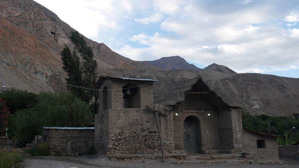 La petite église de Quechualla