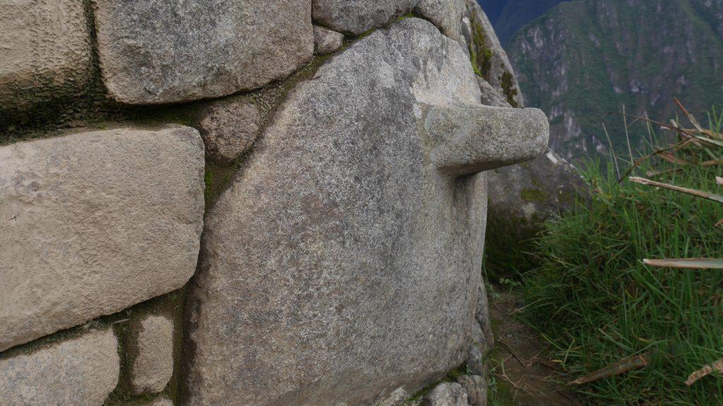 Systèmed'accorche pour déplacer les pierres